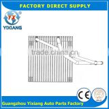Air conditioning evaporator core a/c evaporator coil for AUDI A3