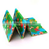 portable high quality and foldable baby play mat piano