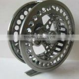 CIXI Xuanqi FC-FTK Metal fly fishing CNC best quality ice fishing wheel lure reel fly reel