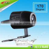 Waterproof IP 67, 170 degree multi view car camera with braket,hot selling