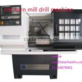 CXK0632A Micro Wide Functions Small Milling And Drilling Automatic CNC Machine with 4 axis