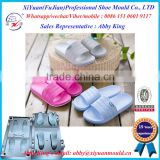 Eva Slipper sansal sole Mould Shoes Mould, two colors EVA shoes injection mold, EVA shoe Aluminum mold