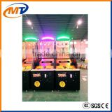 Pretty Shooting basketball game machine for sale/ amusement outdoor basketball game machine for sale