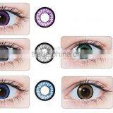 GEO XCH 621 Purple color cosmetic color contact lens made in korea GEO Medical 5 colors in stock                                                                         Quality Choice