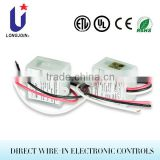Photoelectric Switch With Relay Switch Outdoor Photocell Light Sensor Electronic Photo Control