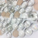 forsted decorative glass gems for vase filler