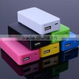 Big Perfume Power Bank With Samsung 2600mAh lithium-ion cylindrical batteries External battery pack charger