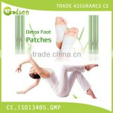 japanese bamboo vinegar slim detox foot patch