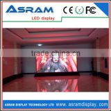 Top quality P6 SMD waterproof full color led display screen P6 full color led sign RGB indoor P6 led modules