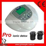 2013 PRO IONIC DETOX ION FOOT BATH CHI SPA CLEANSE BD-A008