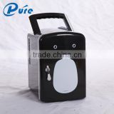 mini outdoor cooler box camping fridge small Portable fridge freezer refrigerator DC12V/24V 4L battery powered for cars