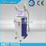 Face Lifting Factory Promotion!!! Portable Ipl Laser Hair Removal / Xenon Ipl Lamp / E-light Ipl Rf Multifunction Machine No Pain