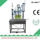 10ml to 750ml semi automatic aerosol spray filling machine ,aerosol body spray can filling machine