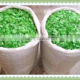 A-Grade green PET Plastic Bottle flakes