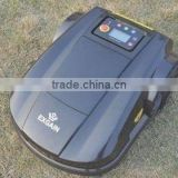 2014 Newest 4th Generation Intelligent Robotic Robot Lawn Mower With Pressure Sensor+Cutting area setting+Range Function