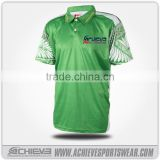 INquiry about custom sublimated polo shirt design, no button man polo t-shirt