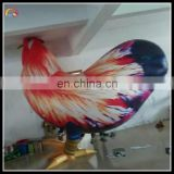 advertising inflatable rooster model , cock inflatable model for sale