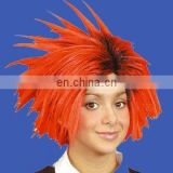 Hot sell costume wig school sport wig team wig