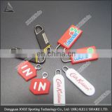 custom rubber zipper sliders silicone garment accessory