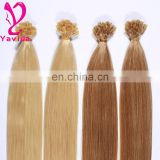 new products white i-tip hair extensions for sale wholesale hair supplier