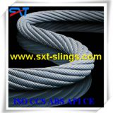 ungalvanized steel wire  with multi layers 6*24+7FC