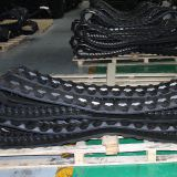 Less Vibration Excavator Rubber Tracks 250 * 52.5 Mm 78 Links High Tractive Force
