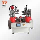 two color balloon silk screen printing equipment
