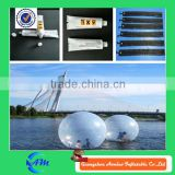 Water bouncing walking ball Dia2m bubble ball water 0.8mmPVC good quality for sale