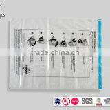 PA+PE or PET+PE block vacuum packing bag on color printed