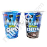 Mini Oreo Cup Sandwich Biscuit | Indonesia Origin