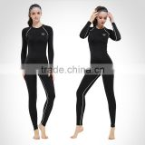 (OEM/ODM Factory)Custom Supplex Women Fitness Activewear Wholesale Activewear Compression Wear
