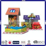 high quality wholesale OEM 3d puzzle card