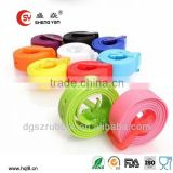 Wholesale men style silicone rubber belt