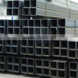 factory price carbon hot tube square steel pipe manufaturer square black steel ERW pipes&tubes