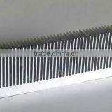 INQUIRY ABOUT Most competitive price clear anodized 6063 T5 aluminum extrusion heatsink and aluminum heatsink