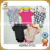 Wholesale Baby Girl Clothing Closeout Lovely Girl Baby Bodysuit Stocklot