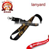 Factory supply exquisite fashion thermal transfer phone hang on the rope Screen printing hang rope belt Jacquard lanyard