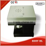 Hot Sale New design Latte Art Foam milked coffee Printer, Chocolate ,Cake,Biscuit Printing machine