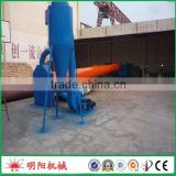 High capacity with CE ISO hot air biomass sawdust drum dryer machine 008615225168575