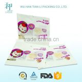 100% Food Grade Materials' Chip Bags,snack bags with back sealed,heat sealed chip bags