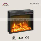 23IN Wide Screen LED Electric Fireplace Insert