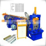 Roll Forming Machine & c z purlin roll forming machine & Cold Roll Forming Machine