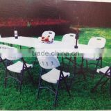 China supplier metal frame portable folding plastic chair,outdoor chair,garden chair HY-Y28