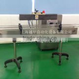 Automatic Magnetic Aluminum Foil Sealing Machine For Shoe Polish