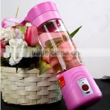 Wholesale Fruit Hand Juicer Cup Maker in water bottle with USB electric maker