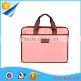 Custom size laptop sleeve cheap promotional Nylon women lovely laptopsleeve wholesale