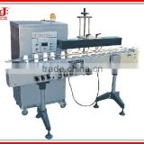 Induction aluminum foil sealing machine for can sealer