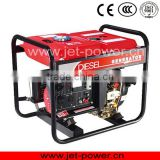 3kw 3000 watts diesel generator with air cooled