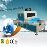 alibaba china desktop style uv flatbed printer TM-400UVF for uv ink, uv glue, paper, uv spray finishing