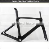 New Design! super light OEM 700C carbon tt frameset , time trial bicycle frame tt frameset